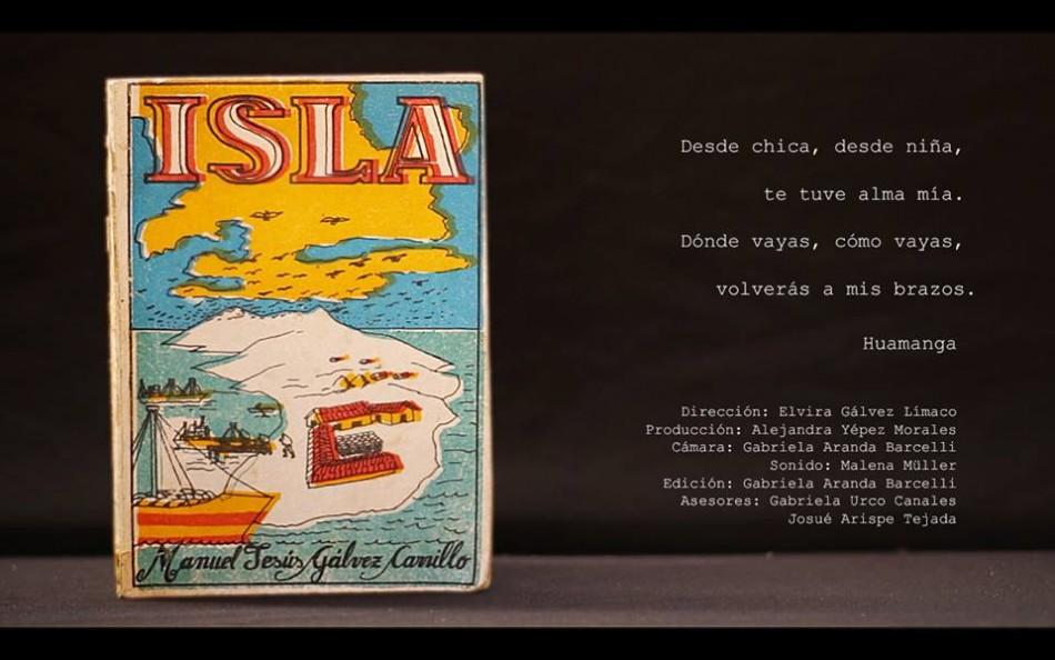 Isla, de Elvira Galvez