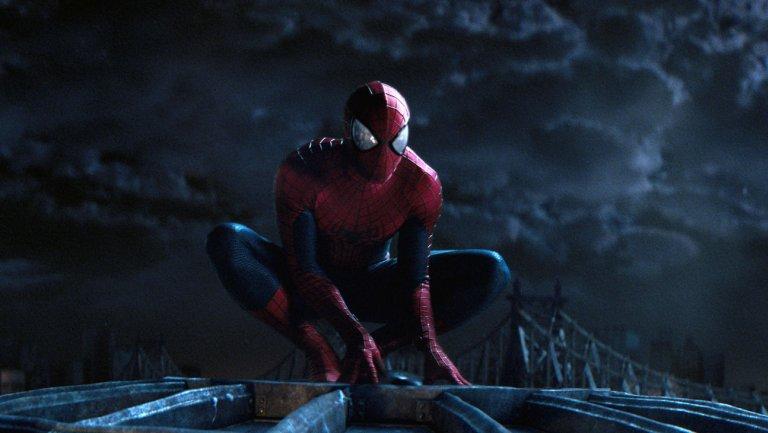 Spider Man Civil War movie