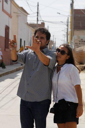 Carlos Ciurlizza y Carmen Rosa Vargas