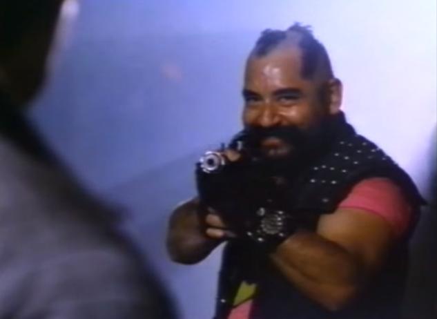 Ramon Garcia como Mario Baracus.