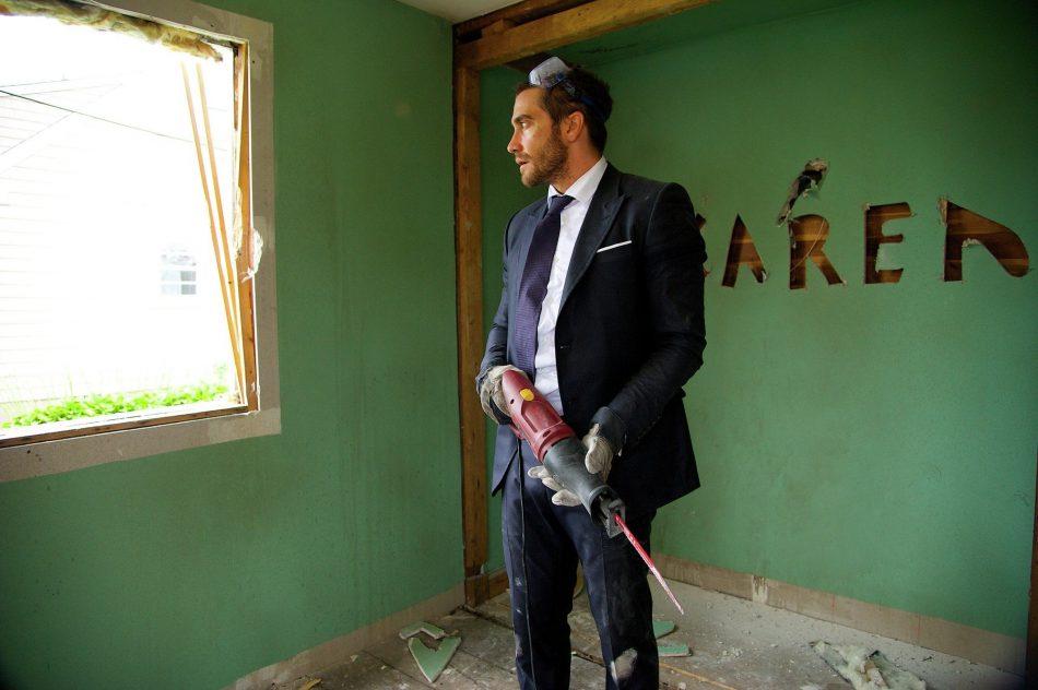 Demolition, con Jake Gyllenhaal