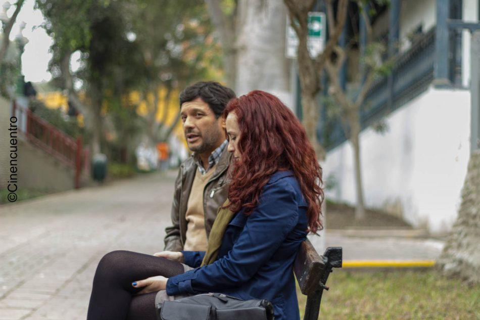 """Katerina D'Onofrio y Lucho Cáceres protagonizan """"La última tarde"""", de Joel Calero."""