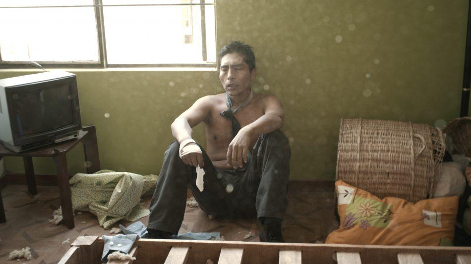 """""""Encadenados"""" (2015), el más reciente filme dirigido por Miguel Barreda."""