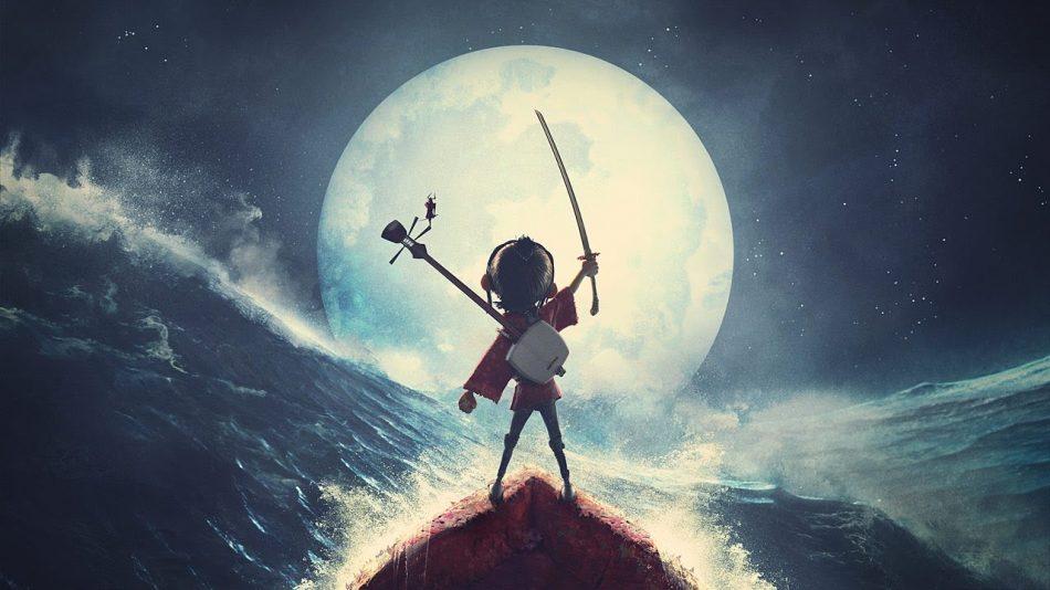"""""""Kubo y la Búsqueda Samurai"""" es la cuarta película de los estudios Laika."""
