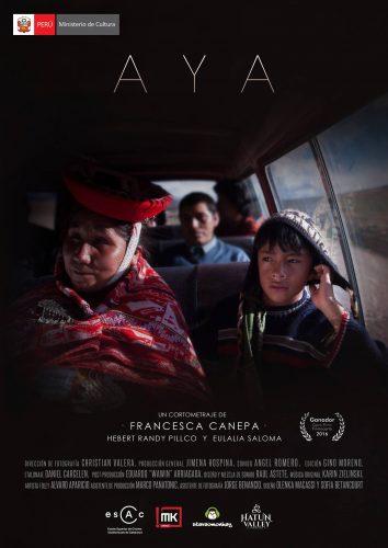 Aya, de Francesca Canepa