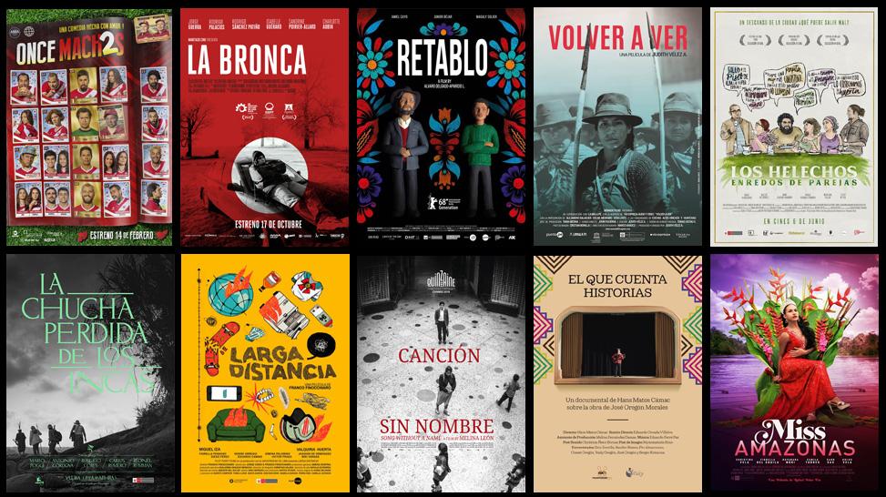 Películas peruanas del 2019