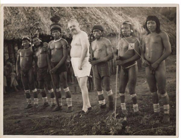 el indigena rosa